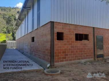 [3836] GALPÃO - ITAIPAVA - PETRÓPOLIS/RJ