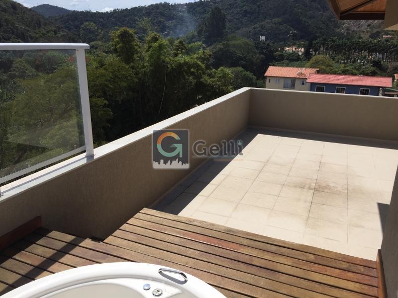 Cobertura à venda em Corrêas, Petrópolis - RJ - Foto 4