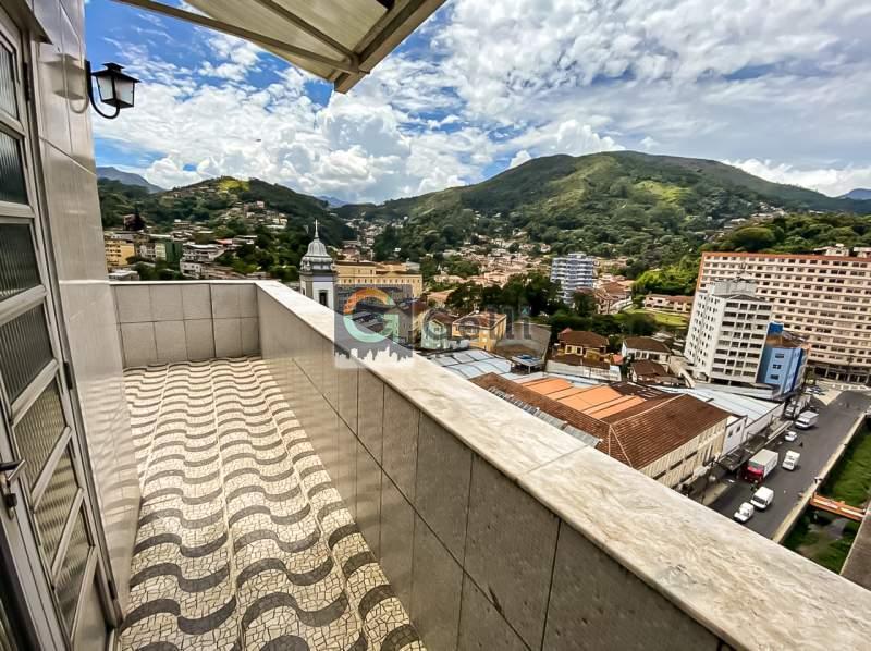 Cobertura para Alugar em Centro, Petrópolis - RJ - Foto 15