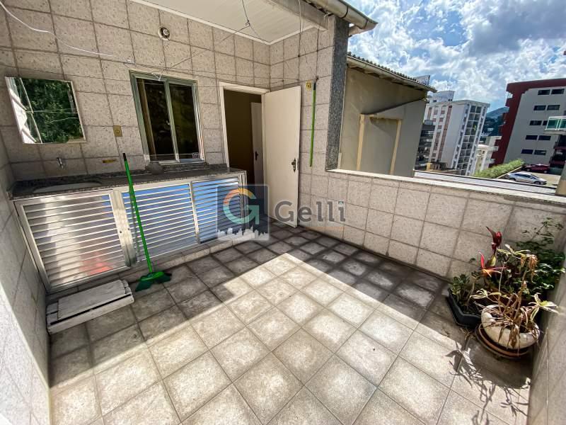 Cobertura para Alugar  à venda em Centro, Petrópolis - RJ - Foto 16