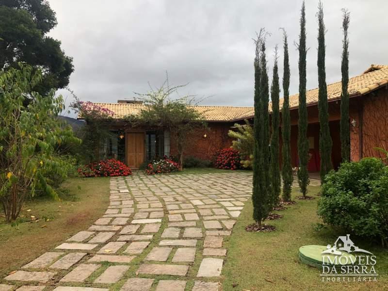 Comprar Casa em Condomínio em Itaipava, Petrópolis/RJ - Imóveis da Serra