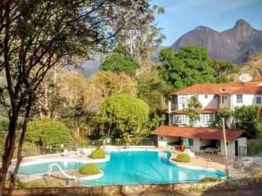 [SEC 3166] Apartamento em Nogueiras e Corrêas, Petrópolis/RJ