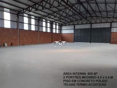 [CI 2477] Galpão em Itaipava, Petrópolis/RJ