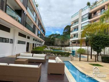 [CI 46] Apartamento em Itaipava, Petrópolis/RJ